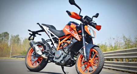 2017 KTM 390 Duke Silently Recalled; Tagged As Free Monsoon Kit Fitment