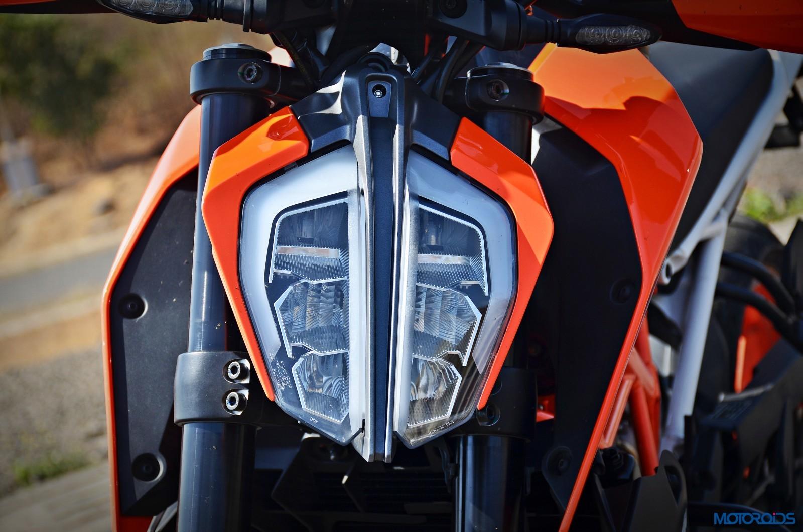 2017 Ktm 390 Duke Recalled Over Led Headlight Issue