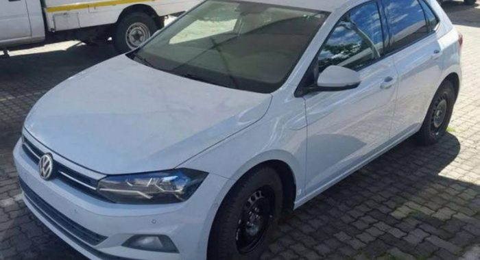 This Is The All-New 2017 VW Polo Way Before You Were Supposed To See It