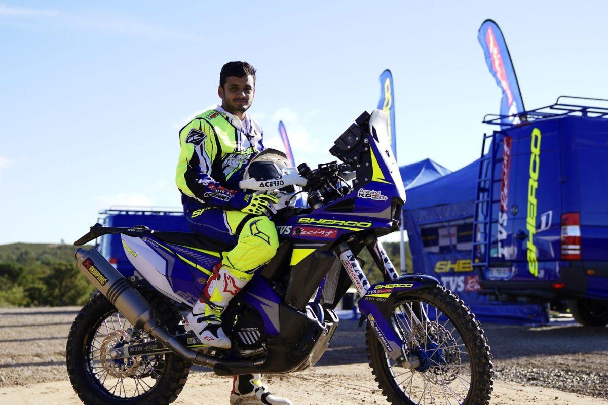 Aravind KP TVS Racing India Baja