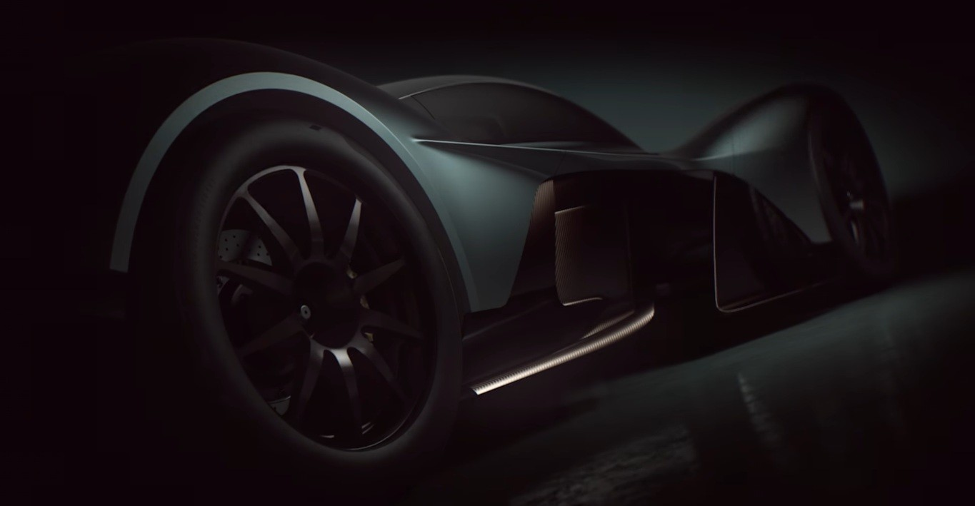 Aston Martin Red Bull Am Rb 001 Officially Named The Aston Martin