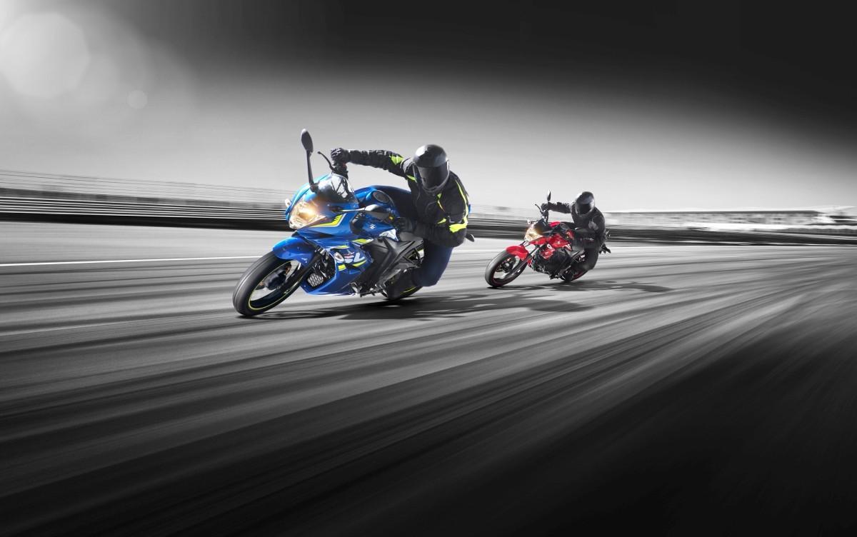 Suzuki Gixxer 155 2018 >> Upcoming 2018 Suzuki Gixxer 155 And Gixxer SF ABS Spotted | Motoroids