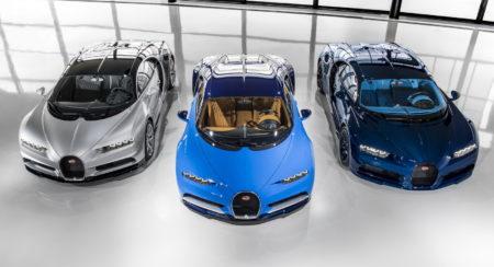 Bugatti Chiron Molsheim