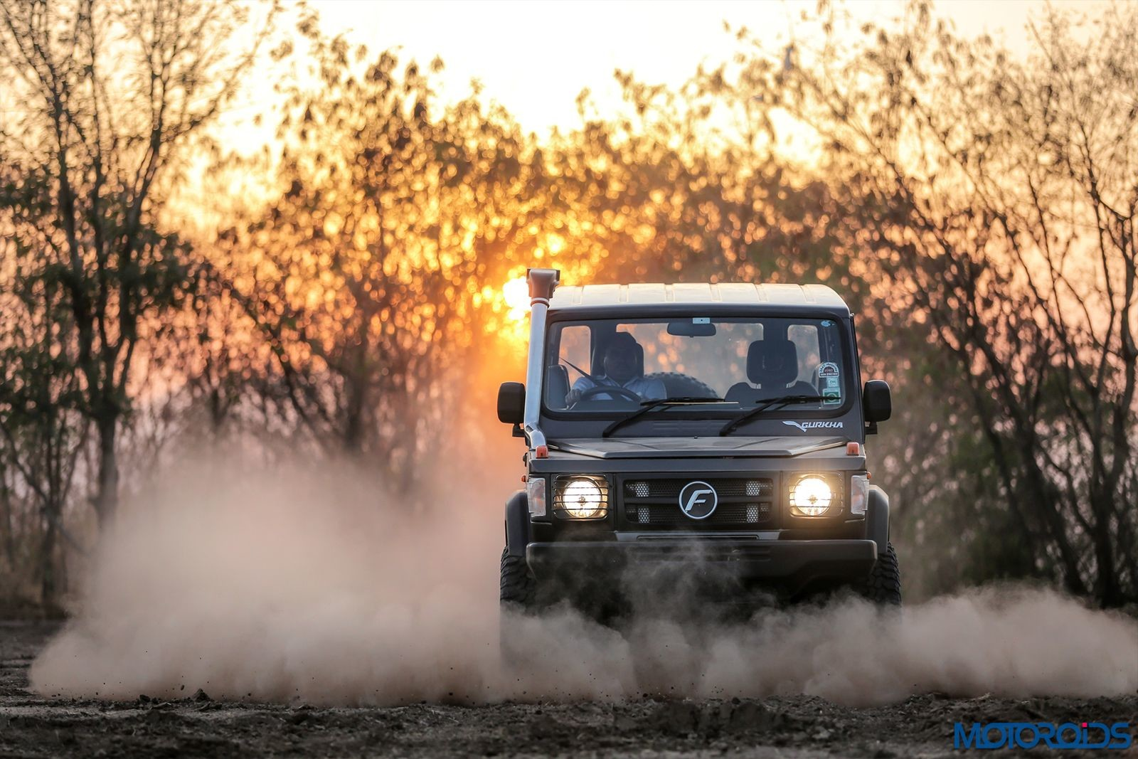 Stuck in the Thar? The new BS-IV compliant 2017 Force ...