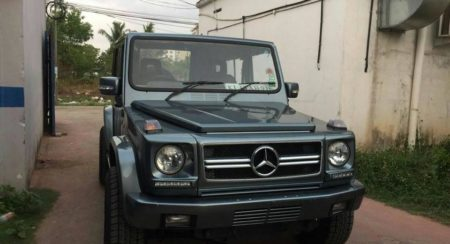 Force Gurkha based G-Class mod (2)