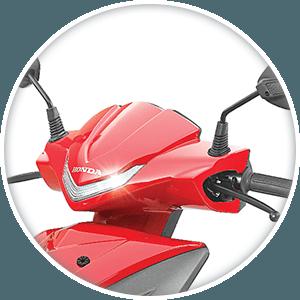 Honda-Dio-Led-light