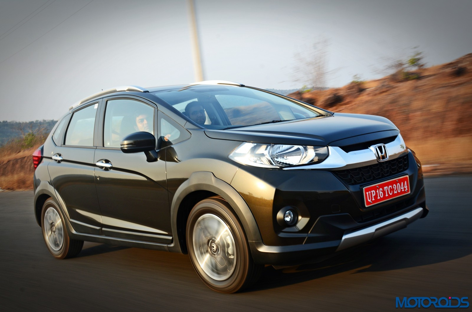 New Honda Wr V India Review Price Specs Mileage Image