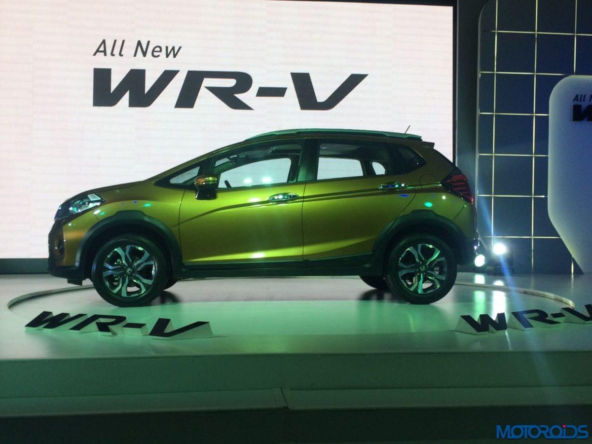Honda WR V Delhi Launch (38)