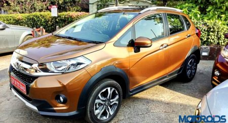 Honda WR-V India Launch On March 16, Bookings Now Open