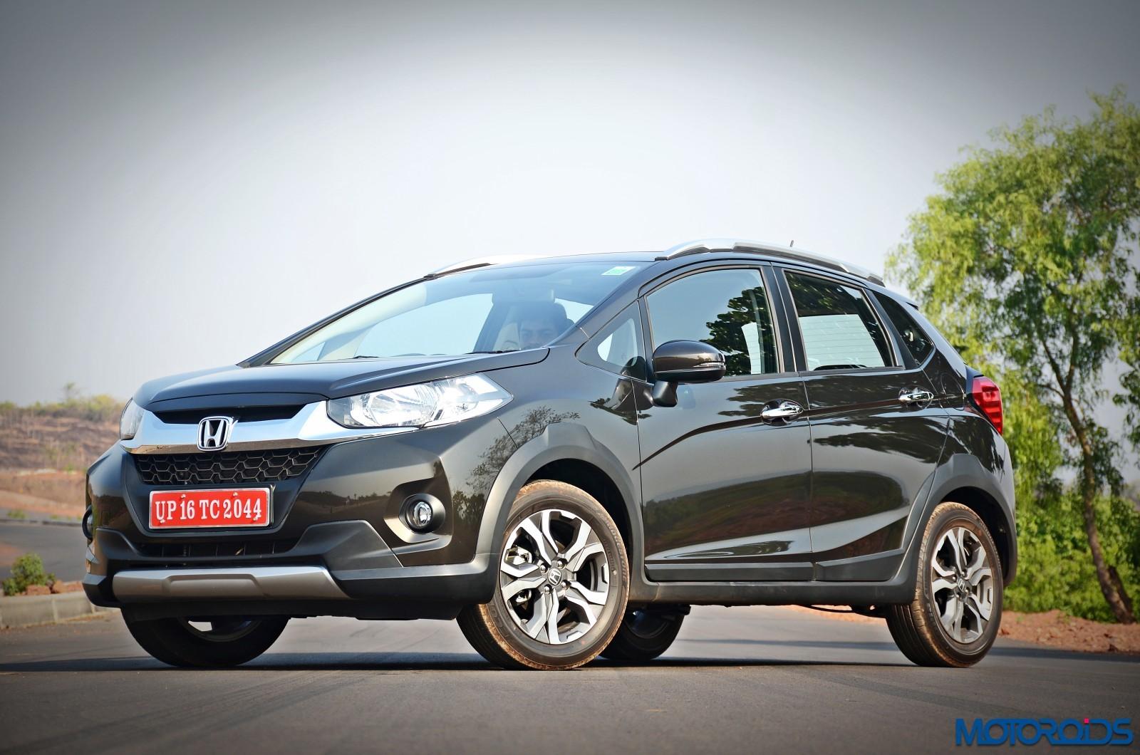New Honda WR-V India Review, Price, Specs, Mileage, Image ...