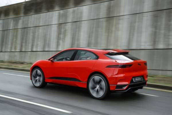 All-Electric Jaguar I-Pace Global Premiere Scheduled On March 1