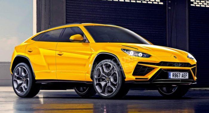 VIDEO: Lamborghini Urus Official Reveal Scheduled For December 4, 2017