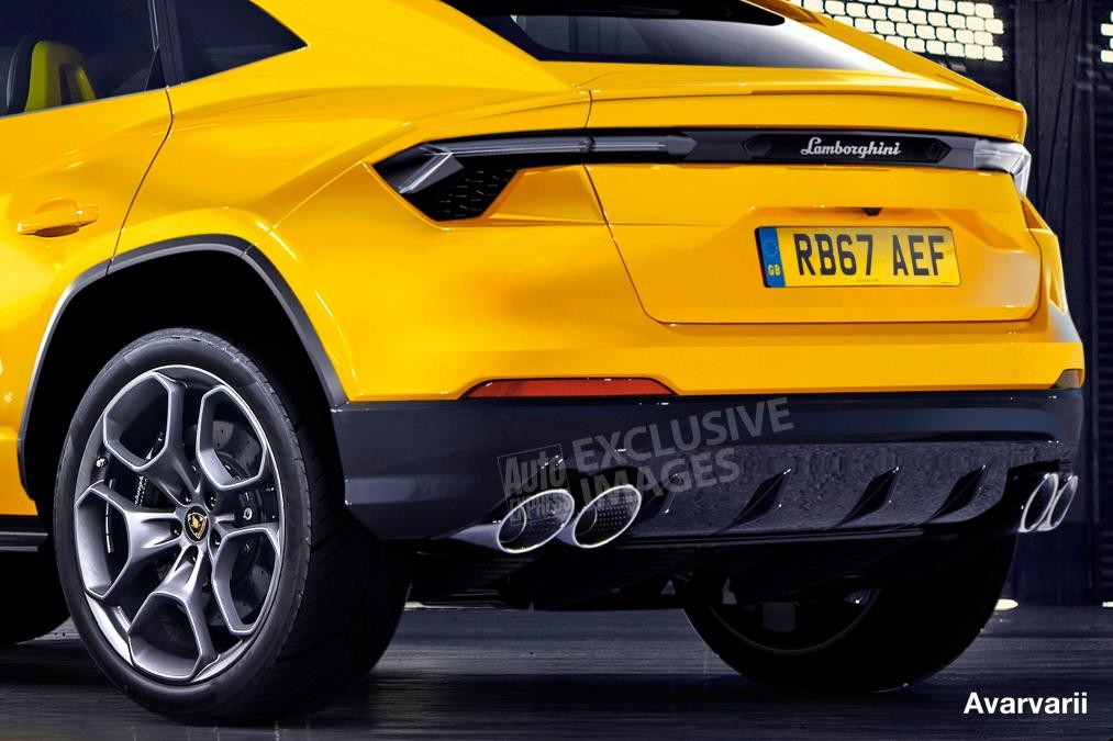 Lamborghini Urus Powertrain Details Revealed Likely To