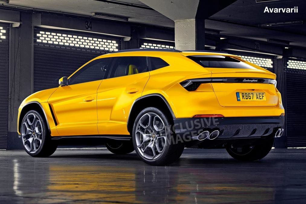 lamborghini urus powertrain details revealed, likely to cost