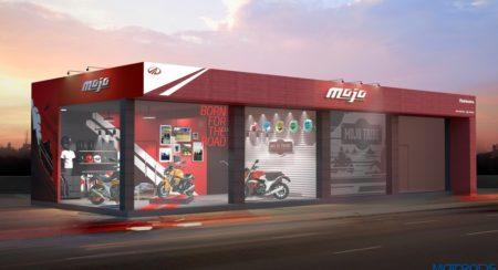 Mahindra Mojo Exclusive Dealership