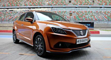 Maruti Suzuki Baleno Crosses 2 Lakh Sales Mark Within 20 Months Since Its Launch