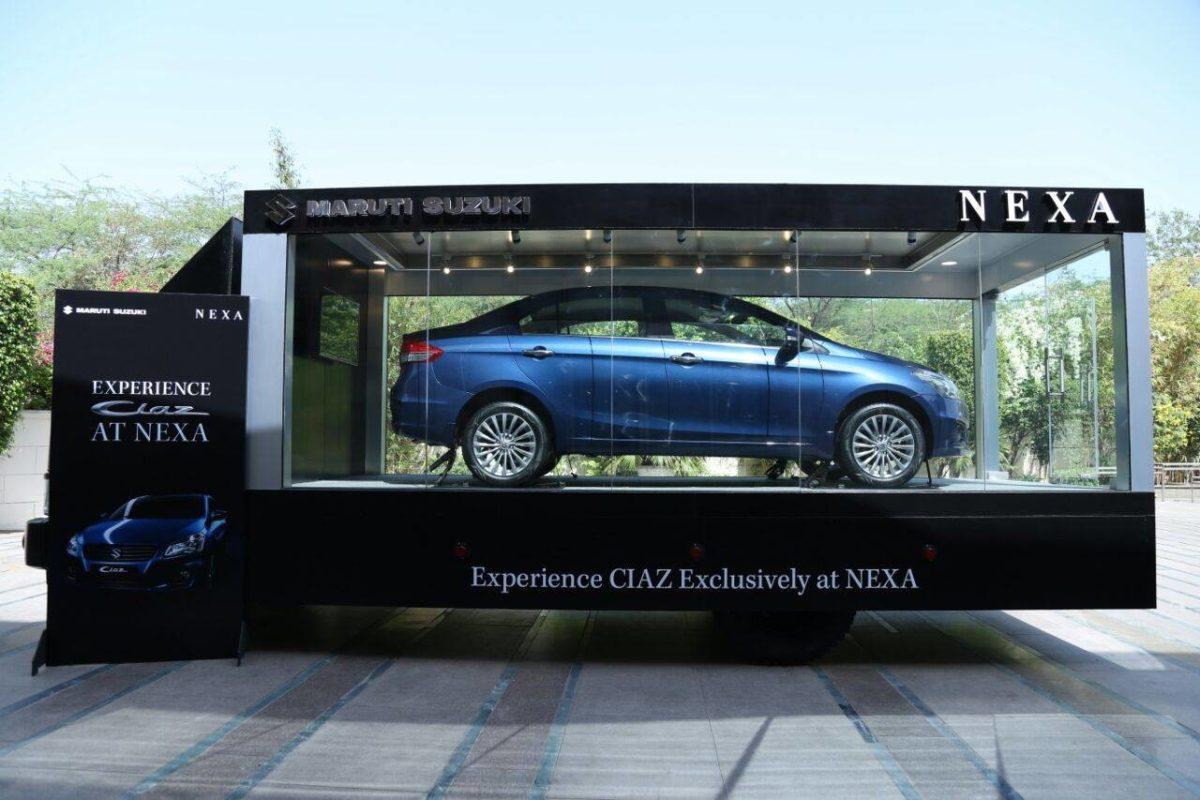 Maruti Suzuki Ciaz Shifts To Nexa, Official Launch On April 1, 2017