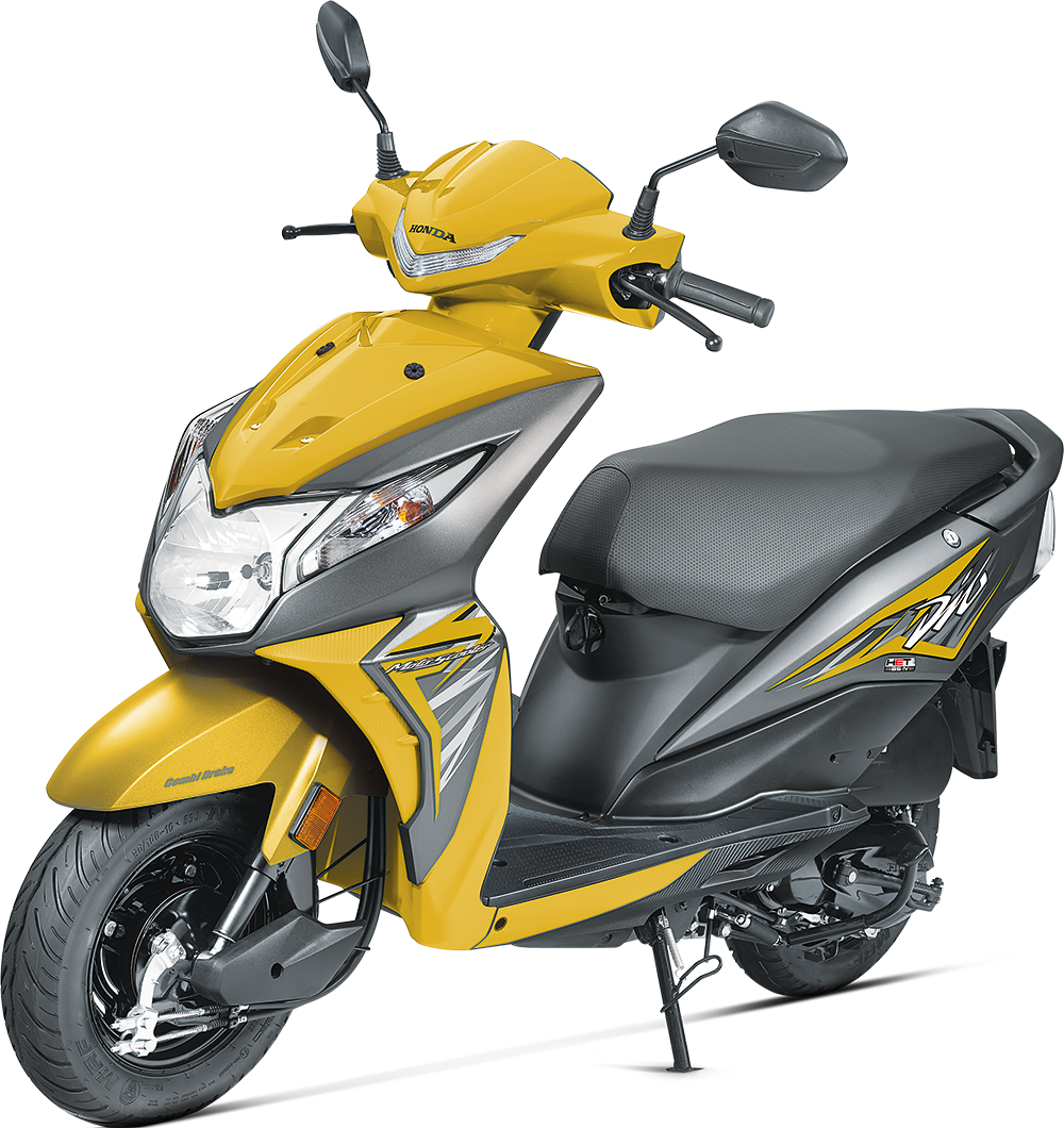 new 2017 honda dio launched at rs 49 000 motoroids. Black Bedroom Furniture Sets. Home Design Ideas