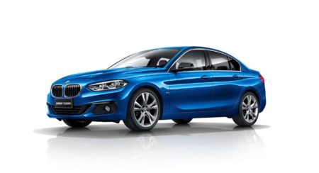 New BMW 1 Series Sedan (3)
