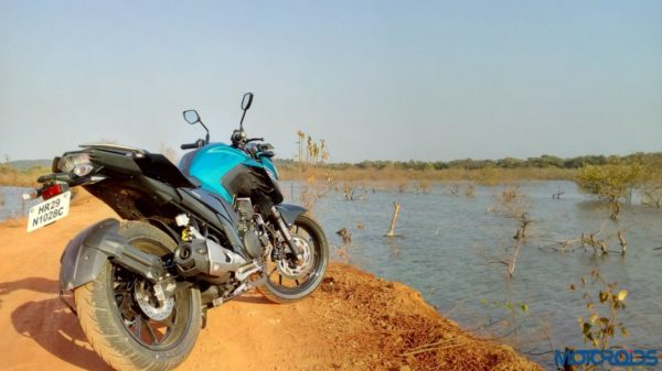 New Yamaha FZ25 Review (38)