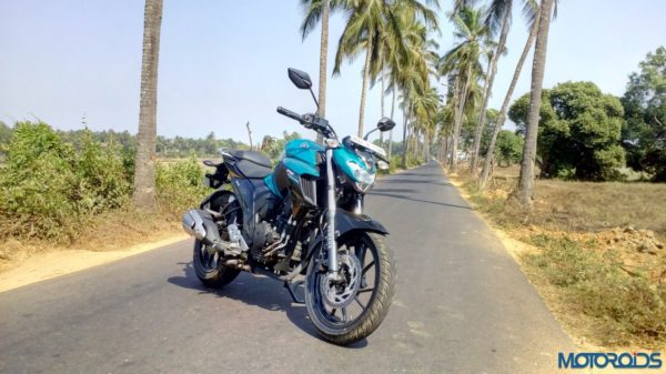 New Yamaha FZ25 Review (44)