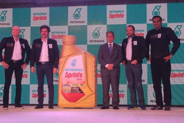 Petronas Launches Petronas Sprinta With Ultraflex