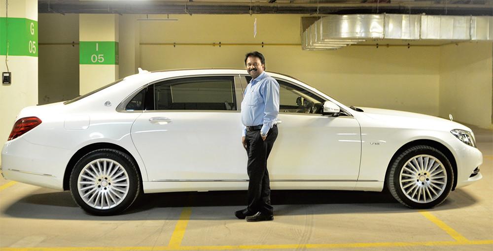 After A Rolls Royce Ghost, Bengaluru Barber Ramesh Babu Gets Himself