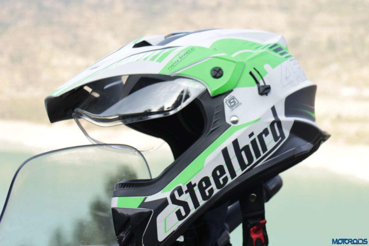 SteelBird Helmet 2