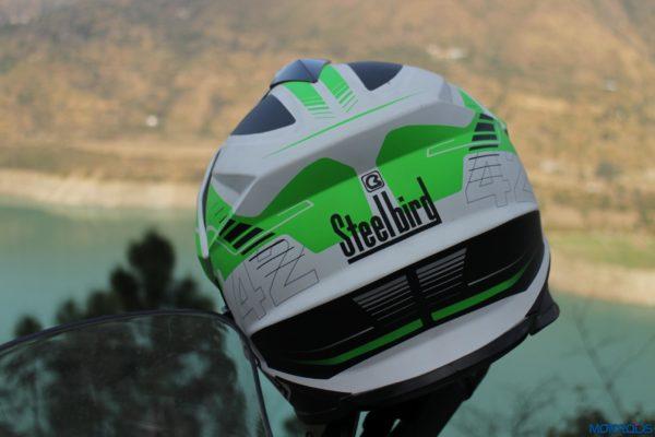 SteelBird Helmet 3