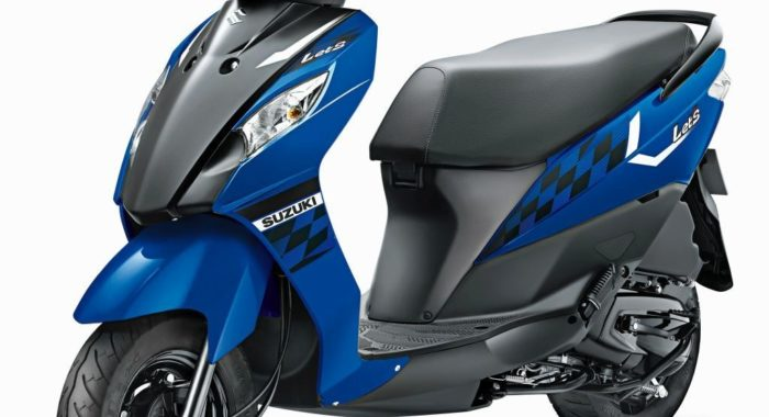 BS-IV Compliant Suzuki Hayate EP And Let's Launched In India