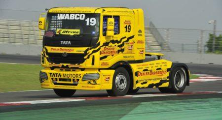 Tata Motors 1000 Bhp Prima Race Truck