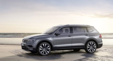 Volkswagen Tiguan Allspace 7-Seater SUV's Launch Date Set To March 6th