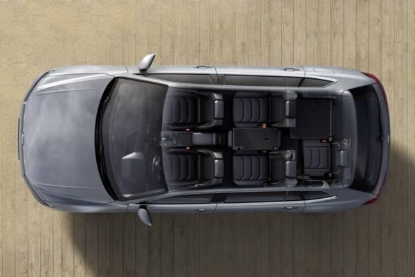 Volkswagen Tiguan Allspace – Official Images (22)