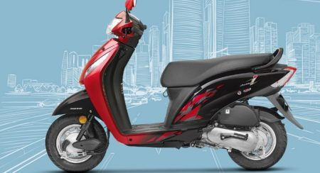 BS-IV Compliant 2017 Honda Activa i Launched In India At INR 47,913