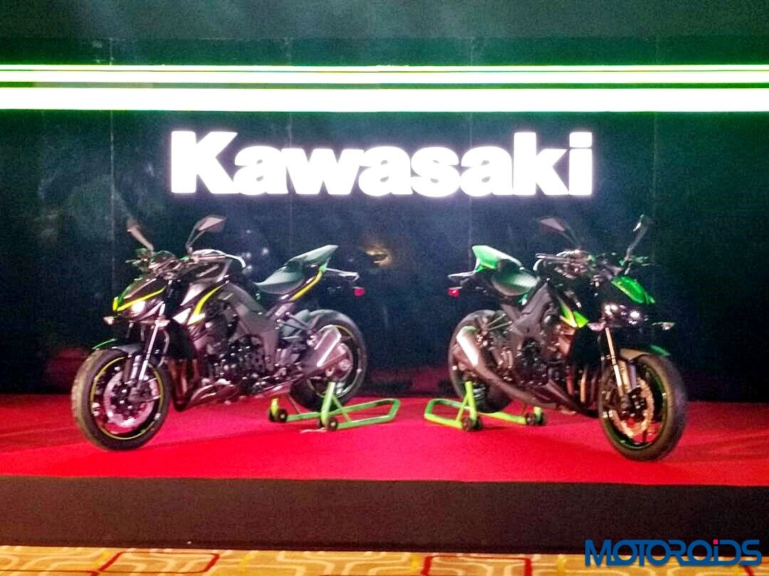 New 2017 Kawasaki Z1000 And Z1000R India Launch : Latest ...