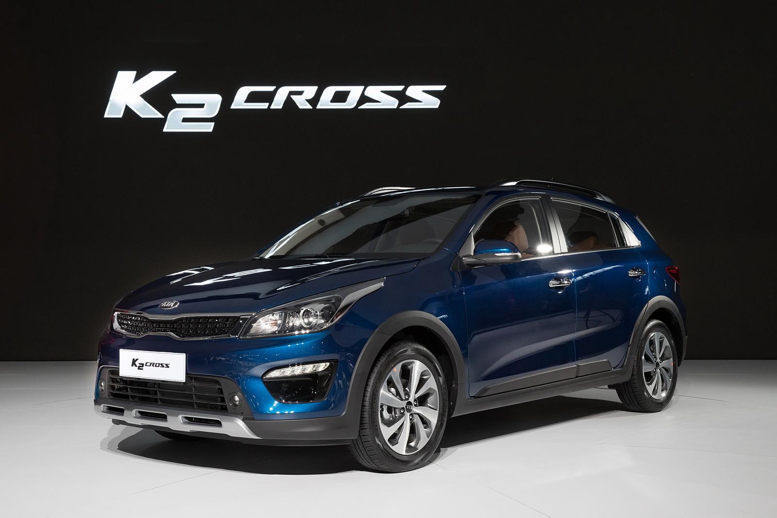 India Bound Kia Motors Reveal Pegas Compact Sedan And K2 Cross For