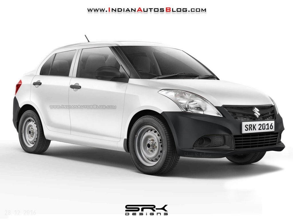 2017 Maruti Suzuki Swift Dzire Tour Spotted, Launch Likely ...