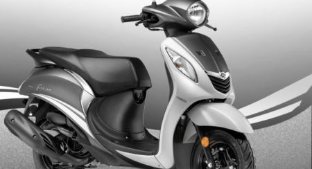 2017 Yamaha Fascino (1)