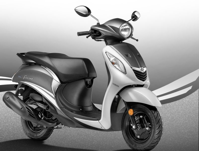 Bs Iv Compliant 2017 Yamaha Fascino Launched At Inr 56 500