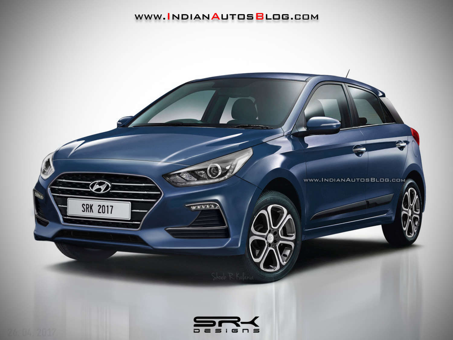 2018 Hyundai Elite I20 Hyundai I20 Facelift Gets