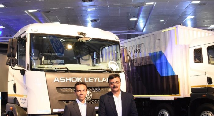 Ashok Leyland Showcases Intelligent Exhaust Gas Recirculation (iEGR) Tech For BS4 Engines