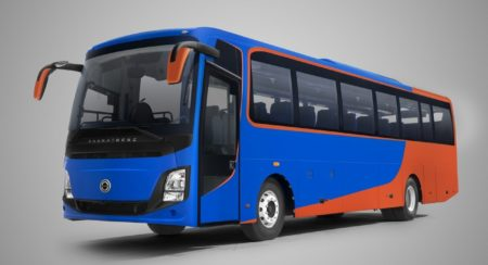 BharatBenz Inter-city coach (2)
