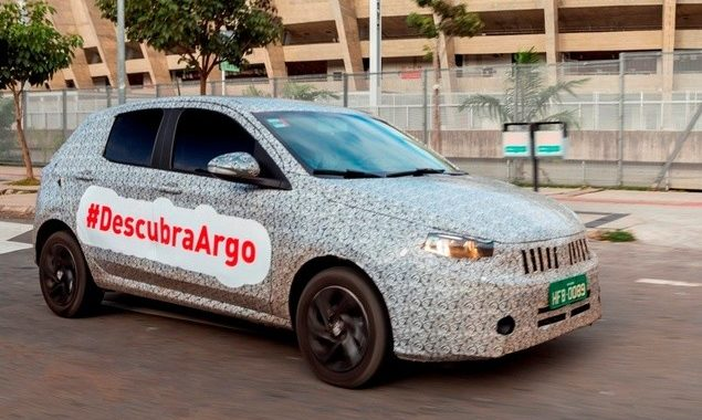 The Fiat Punto Successor Will Be Called The Fiat Argo