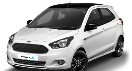 Ford Figo And Aspire Sports Editions Launched, Prices Start At INR 6.31 Lakh