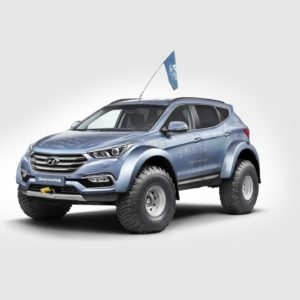 New Hyundai Santa Fe Endurance Limited Edition Unveiled
