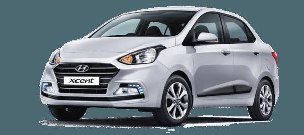 Hyundai Xcent Diesel (25.4 kmpl)