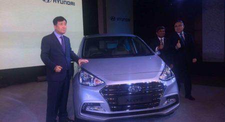 Hyundai Xcent facelift launch (29)