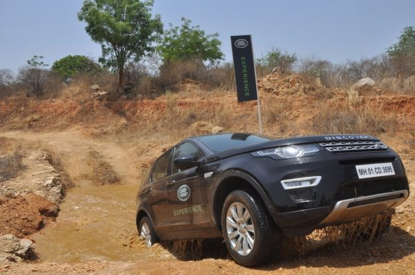 Land Rover Experience Hyderabad 1