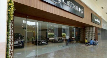 Lexus Mumbai
