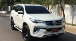 Modified Toyota Fortuner (1)